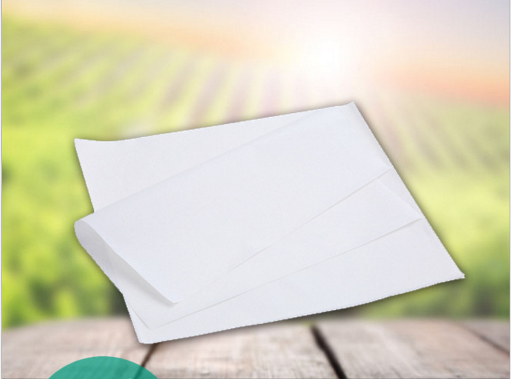 (400 Sheets) Kitchen Paper Food Oil-Absorbing Paper Fried Food Pad Paper Paper