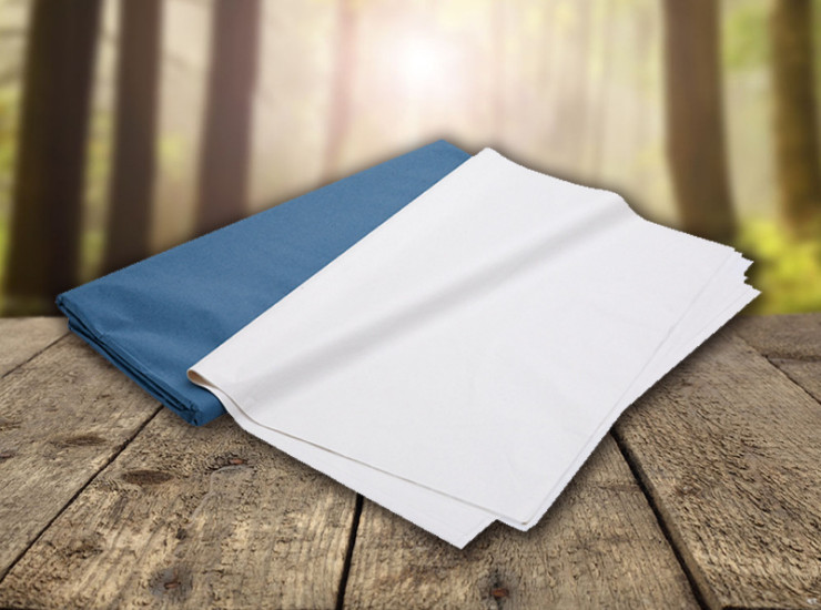 (500 Sheets) 100CM * 75CM Baking Oil Paper Baking Paper Paper Oil-Absorbing Paper Wax Paper