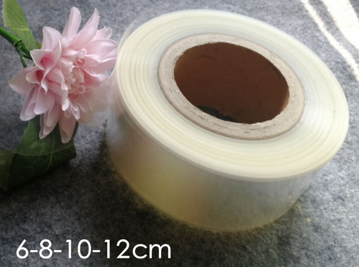 (Box / 10 Rolls) 6 8 10 12Cm Wide Thickened Cake Edge Transparent Mousse Edge Opp Material Soft Edge (Door Delivery)