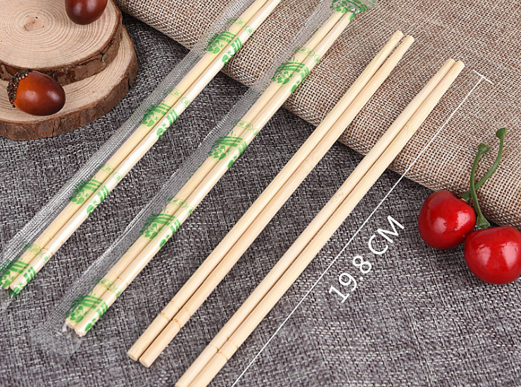 (Box) Disposable Chopsticks/Chopsticks/Chopsticks/Separate Packaging/Spoon Toothpick Tissue Chopsticks Four-In-One (Door Delivery Included)