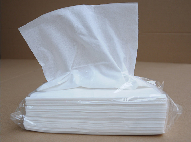 (Box/150 Pack)) 100 Pumping Room Foot Bath Club Soft Paper Paper Loose Cloth Tissue Wholesale (Door Delivery Included)