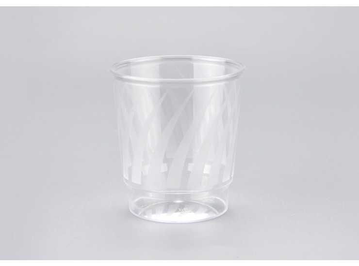 (Box/200) 135Ml Disposable Cup Thick Hard Plastic Aviation Cup Ps Tasting Cup Try To Drink Cup (Door Delivery Included)
