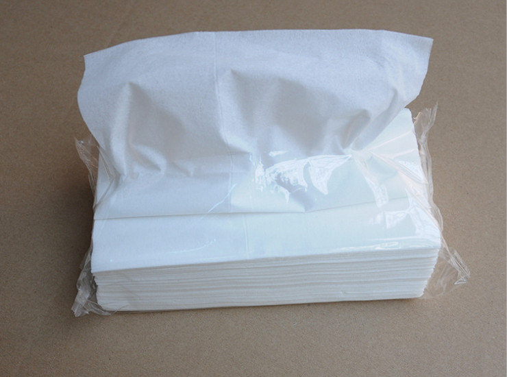 (Box/200 Pack)) Pure Wood Pulp 80 Pumping Paper Towel Hotel Foot Bath Facial Tissue Paper Towels Wholesale (Door Delivery Included)