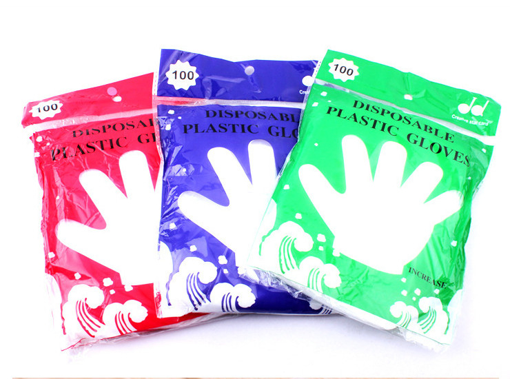 (Box/20000) Disposable Gloves Pe Gloves Food Membrane Gloves Barbecue Gloves (Door Delivery Included)