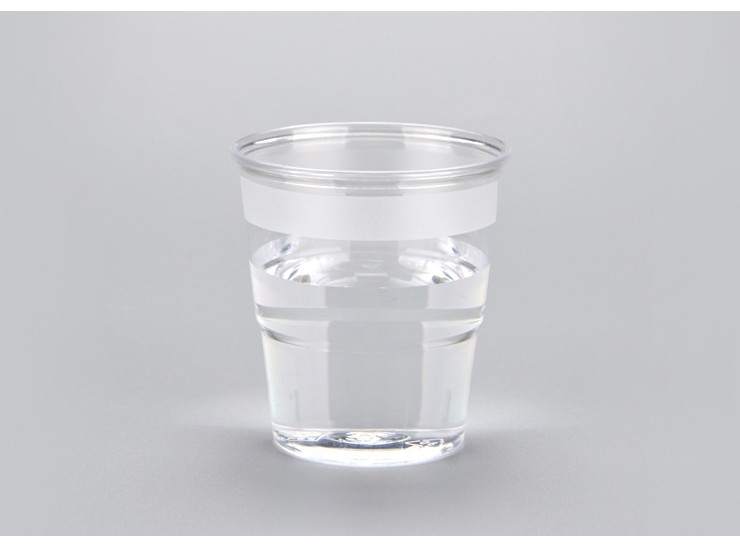 (Box/500) 100Ml Disposable Cups Ps Thickened Try-To-Try Cup Plastic White Wine Tasting Cup (Door Delivery Included)