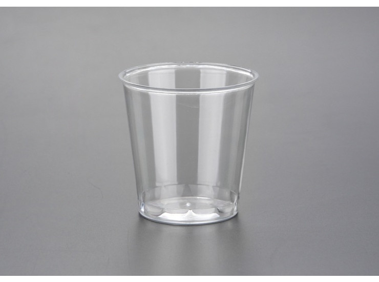 (Box/900) 100Ml Disposable Plastic Cup Transparent Padded Cup Promotional Tasting Cup White Wine Glass Gift Cup (Door Delivery Included)