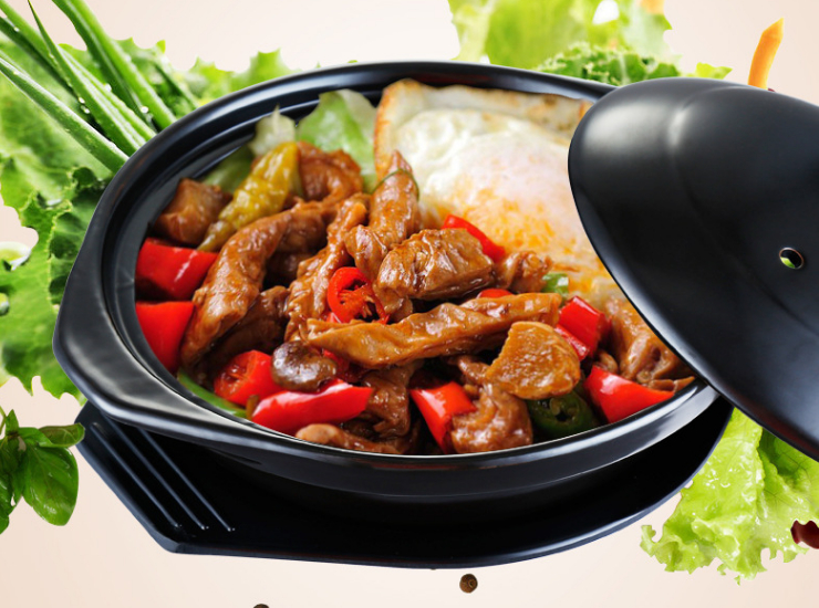 Claypot Casserole Claypot Casserole Casserole Porcelain Casserole Casserole Chicken Rice Casserole With Lid