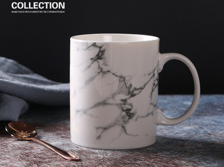 Creative Stone Grain Mug Restaurant Coffee Cup Milk Cup