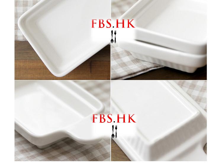 Wholesale Creative White Striped Ceramic Single Handle