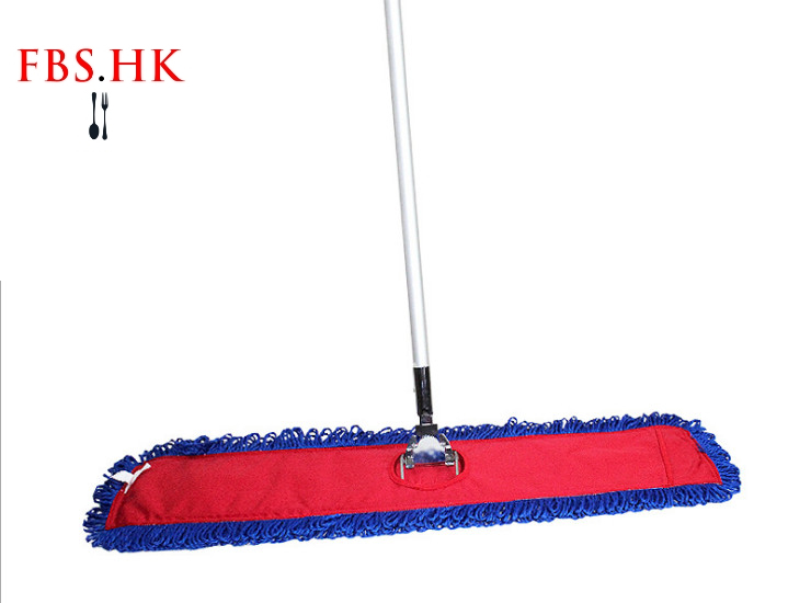 Dust Pushing Home Jie Dust Wang Ping Mop Flat Wood Floor Mop Cotton Yarn Mop Large