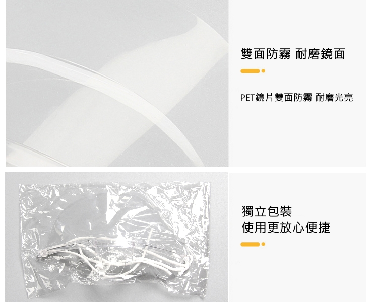 (Instant Pick Sanitary Protection Supplies Ready Stock) (Box/200 Pcs) Environmentally-Friendly One-body Transparent Masks Food And Beverage Anti-Fog Saliva-proof Light-weighted Masks Clinic Beauty Shop Chef Hotel Kitchen Restaurant Sanitary Protection