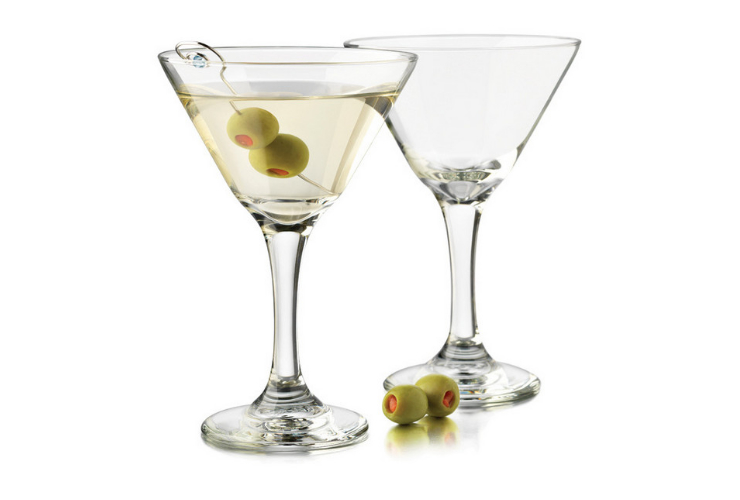 US Libbey Martini Cocktail Glass Drinks Glass