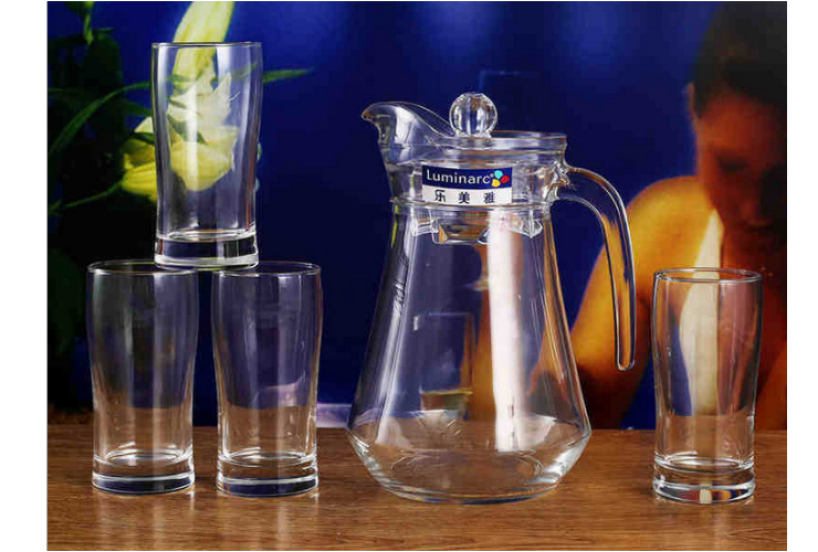 France Luminarc Drinkware 5-piece Set