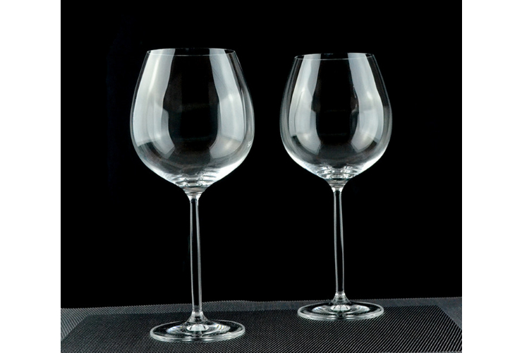 Big-size Wine Glass of High Leg 750ML