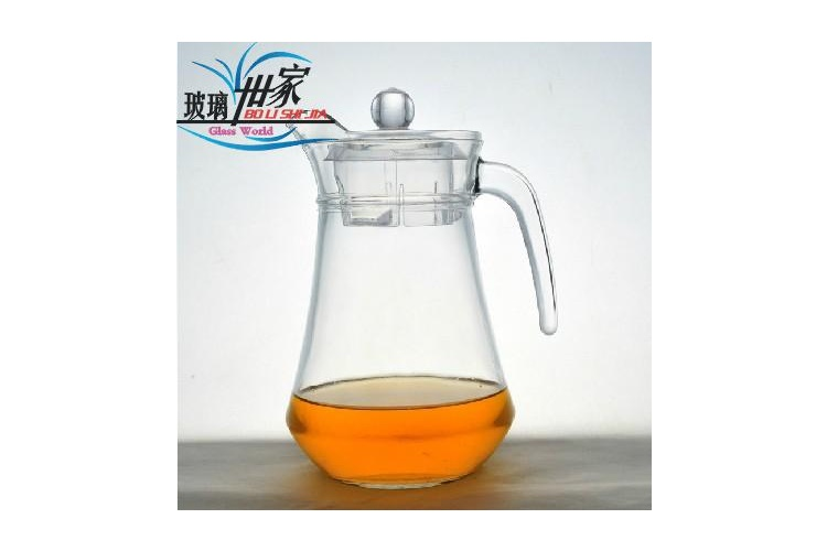 Cold-water Pot Glass Juice Pot Beer Jar Pot Thickened Glass