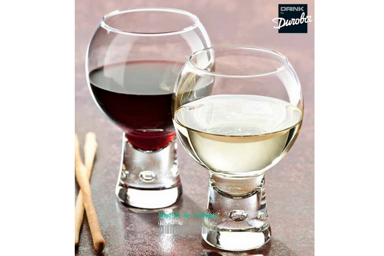 Belgium DUROBOR DUROBOR Creative Cocktail Fruit Juice Drinks Glasses Special-shaped Dessert Glasses Creative