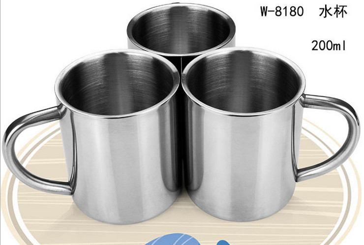 Children Stainless Steel Water Cup