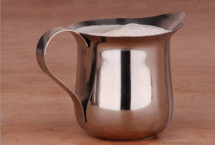 New Milk Stainless Cup Small Capacity Latte Milk Cup