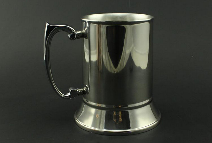 Stainless Fireblow Cup Mug Beer Cup