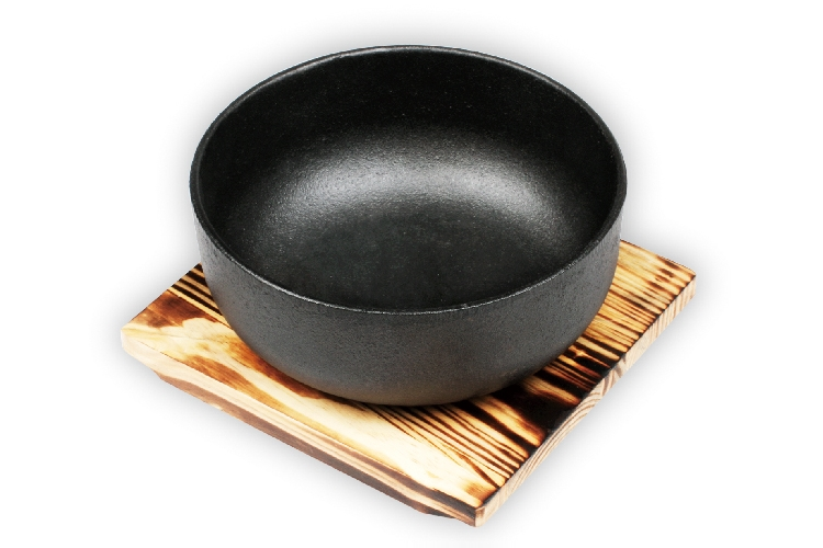 19CM Iron Bowl(Non-stick)