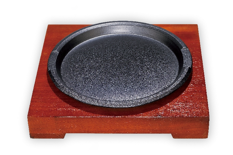 22CM Deluxe Western Meal Steak Iron Hotplate