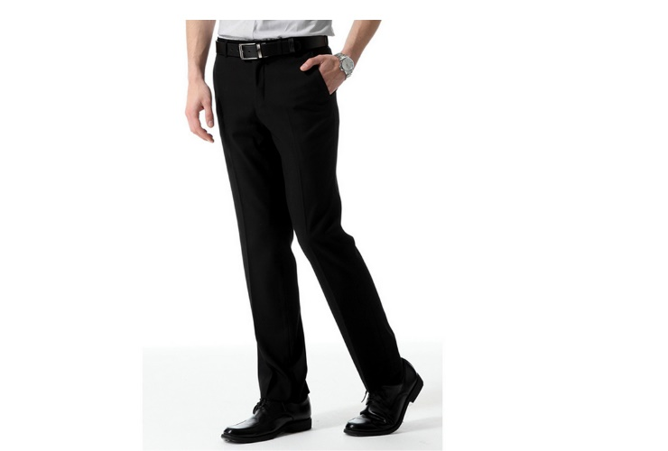 Hotel Restaurant Workwear Restaurant Floor Uniform Black Pants
