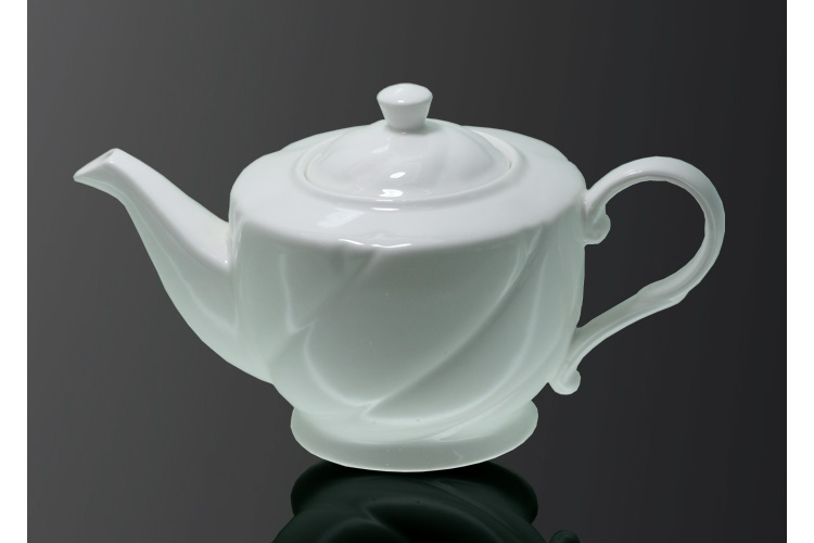 Ceramics French-style Water Teapot
