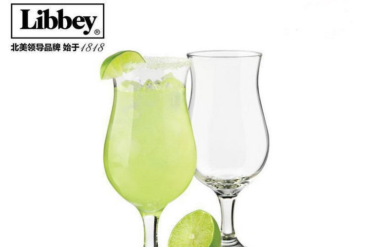 Libbey Ambassador Series Coca Cola Juice Cocktail Glass 3717 3715