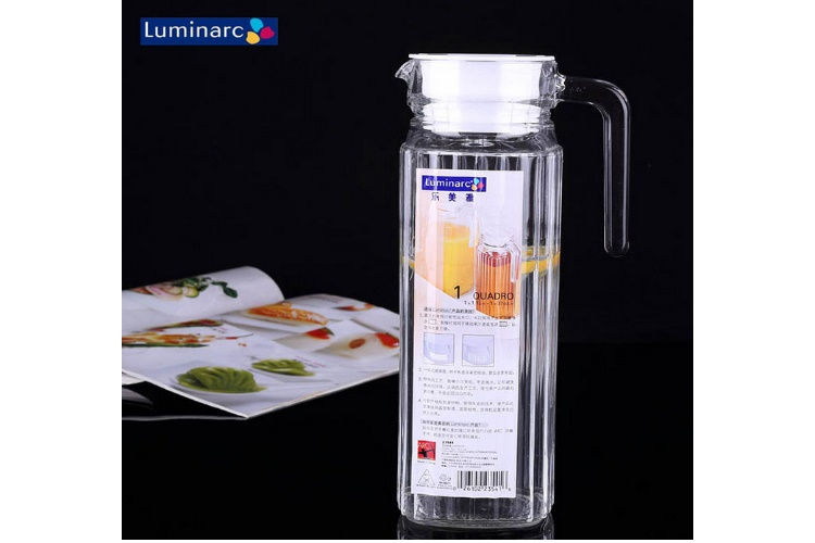 France Luminarc Big-capacity Cold-water Kettle Fruit Juice Milk Beer Kettle