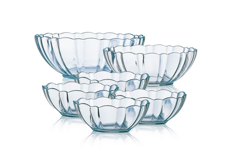 Luminarc Tempered-glass Bowl Salad Bowl Fruit Bowl