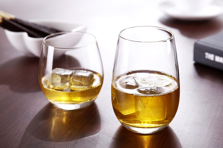 Luminarc Laser-cut Water Whisky Spirits Juice Glass