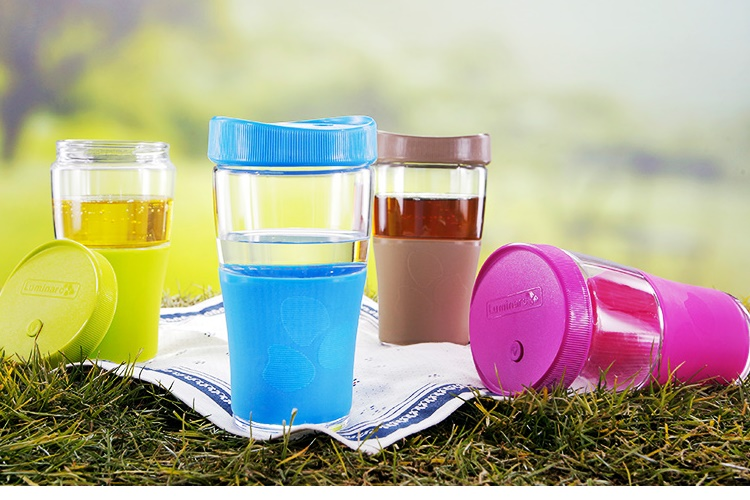 Luminarc 4 Colors Insulation Cup
