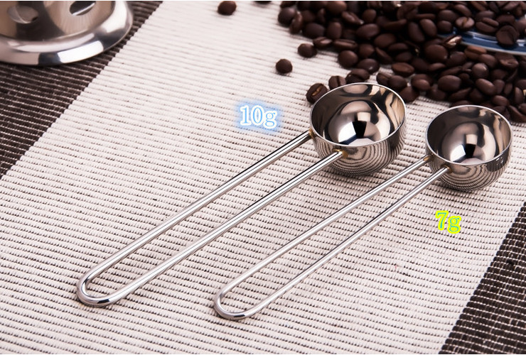 Shinning Stainless Steel Coffee Measuring Cup Baking Powder Measuring 10g Cup