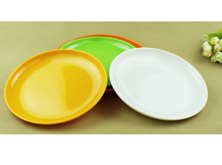 Fancy Porcelain Cocktail Sliced ??Plate Plastic Plate Satin Plate Plate Plate Plate White Plate