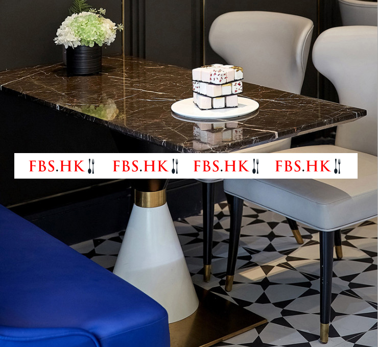 French Dessert Shop Table And Chair Combination Ins Wrought Iron Chair Simple Casual Tea Shop Coffee Shop Western Restaurant Table And Chair (Shipping and Installation Fee Separately Reported)