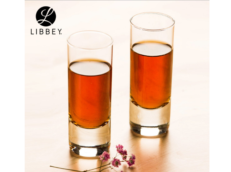 Genuine Libbey Libby White Wine Glass Spirit Glass Thick Sweet Wine Cup Transparent Glass Small Glass 70Ml