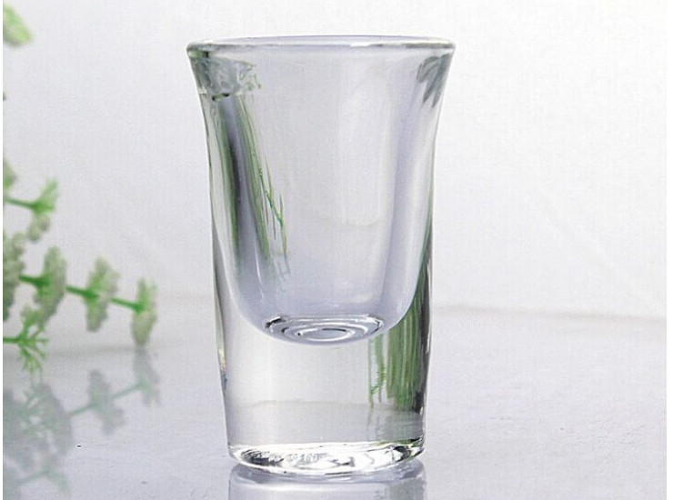 High Quality Glass Bullets Cup Sparkling Glass Bar Ktv Glass Glass