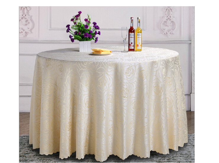 Hotel Restaurant Tablecloth Wedding Wedding Conference Tablecloth Star Hotel Tablecloth Wholesale