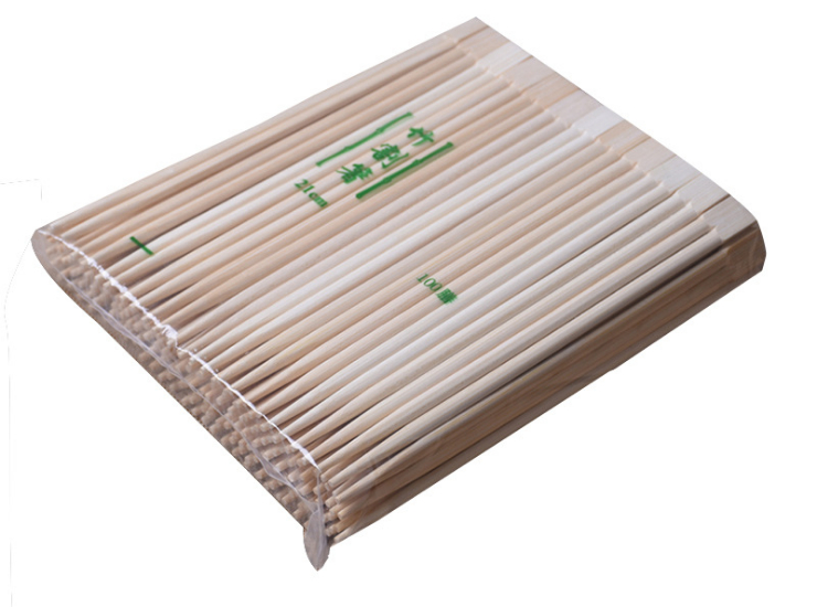 (Instant Pick Eco-Degradable Bamboo Chopsticks Ready Stock) (Box/3000 Pairs) Exported To Japan And South Korea High Class Smooth Bamboo-Knot-Free Natural Twin Chopsticks 21cm Disposable Chopsticks