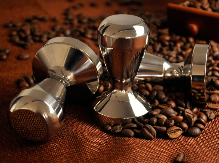 Italian Coffee Machine Coffee Maker Special Powder Stainless Steel Coffee Powder Solid Steel All-Steel Powder