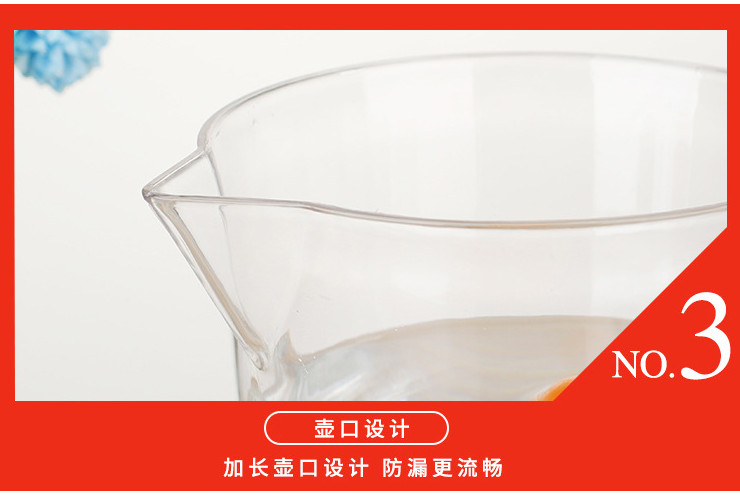 Pc/Pp Plastic Measuring Cup 500Ml Baking Measuring Cup Baking Tool Thick Double-Sided Scale