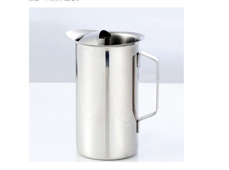 Practical Stainless Steel Water Pot Pot Thickening Cold Kettle Ktv Bar Bar Beer Pot Slant Straight Drink Pot