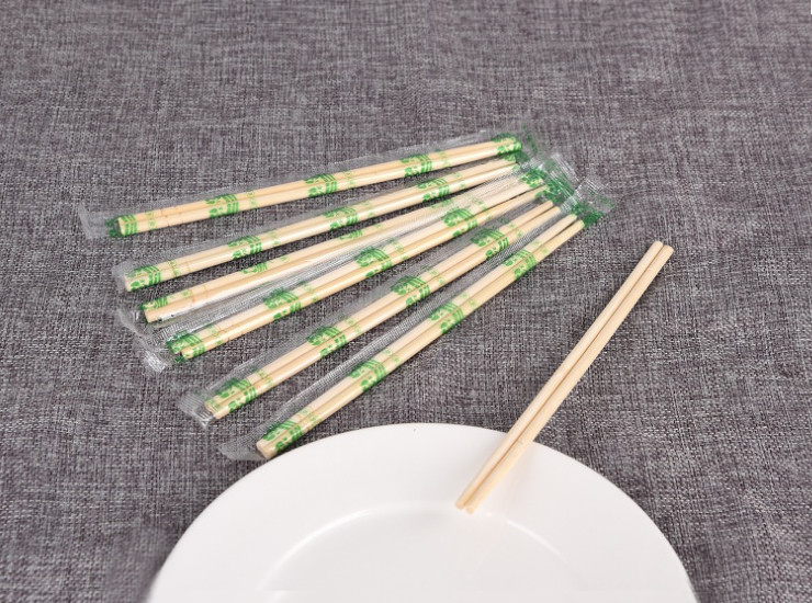 (Ready One-time Disposables Take-away Tableware) (Box) Disposable Chopsticks Chopsticks Chopsticks Individually Wrapped