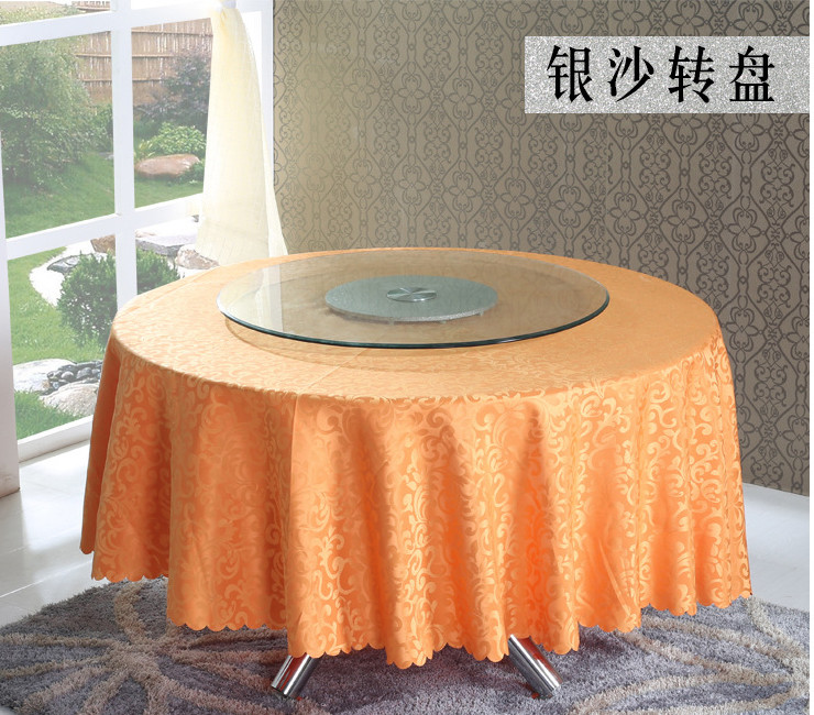 Restaurant Glass Round Table Toughened Glass Turntable Turning Hotel Round Table Turntable Wholesale Turntable Glass (Shipping Fee Quoted Separately)