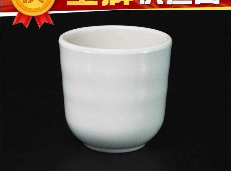Screw Cup Factory Direct Wholesale A5 Melamine Melamine Simple Style Of Various Occasions Imitation Ceramic High Temperature