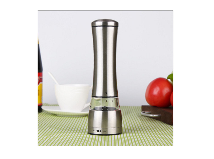 Stainless Steel Pepper Grinder Black Pepper Pepper Pepper Grinder Pepper Mill Manual Grinding Bottle