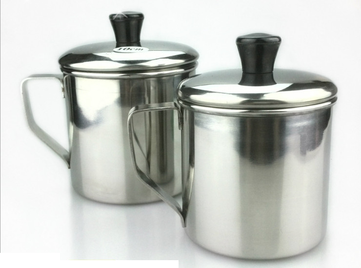 Thick Cups Stainless Steel Non - Magnetic Cups Cups Cups