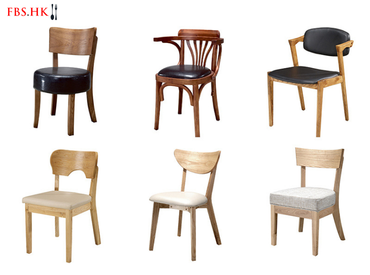 Variety) Restaurant Dining Chair Dessert Shop Casual Dining Shop Restaurant Solid Wood Chair Household Solid Wood Dining Chair (Delivery & Installation Fee To Be Quoted Separately)