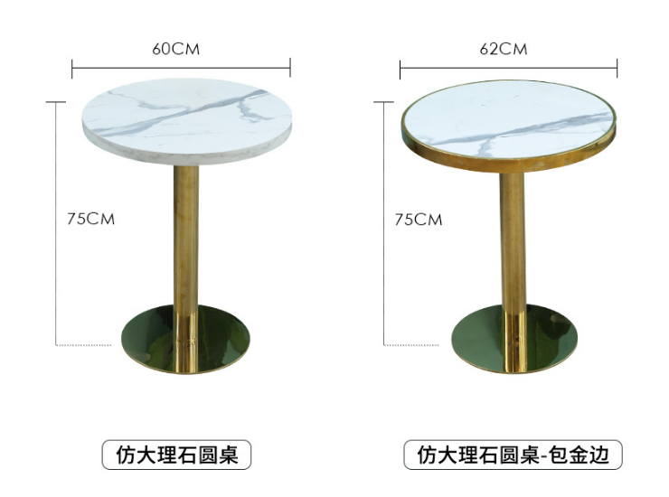 Western Restaurant Cafe Dessert Shop Nail Shop Negotiating Reception Sofa Chair Milk Tea Shop Table Chair Combination (Delivery & Installation Fee To Be Quoted Separately)
